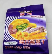 批發休閑食品 越南食品 越南越河綜合蔬果干 進口食品 可支持混批