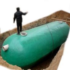桂林玻璃鋼纏繞化糞池隔油池污水收集設備