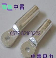 鋁接線端子DL-50 出口電纜線鼻子鍍錫 銅鼻子規格圖表