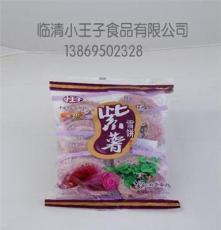 紫薯休閑零食批發 小王子紫薯香雪餅 香脆可口好吃香雪餅