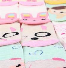 丫哥隐形直板大卡通袜子 女士 时尚纯棉夏季袜小额批发 特价