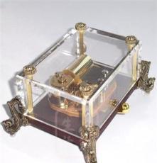 供應 30音 水晶擺件 水晶八音盒 禮品