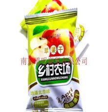 批發休閑零食精品鄉村農場系列果脯蜜餞特級蘋果干獨立小包裝