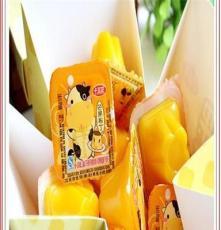 進口食品/香港卡其諾布丁果凍 每盒12粒 24盒/箱.