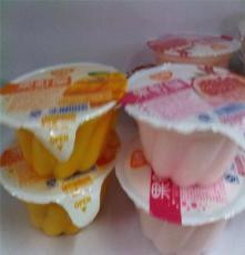 韓國佰蜂果町屋芒果達人果凍系列芒果味優酪布丁320g/個 佰峰