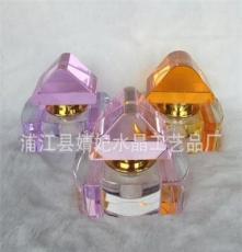 廠家 供應水晶香水瓶 汽車香水瓶 車載香水座