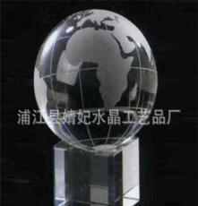2012情人節水晶禮品 水晶球水晶底座 水晶球配件 浦江水晶球廠家