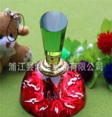 厂家供应 高贵典雅 水晶香水瓶 /汽车香水瓶 /人体香水瓶