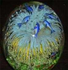 廠家直銷K9水晶夜光球 水晶工藝品擺件