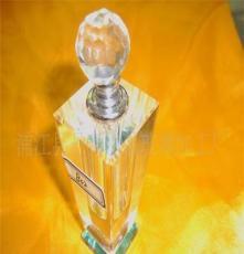 供水晶汽車香水瓶 水晶工藝品擺件