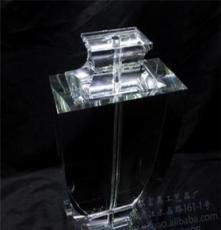 供應、定做各種水晶立柱 水晶臺燈 辦公三件套 水晶獎杯