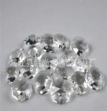 公司促銷:20#透明水晶八角珠,質量優越,規格、顏色其全!