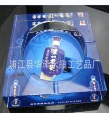 低價促銷 現貨k9水晶煙缸 水晶煙灰缸主要品牌--華澤水晶