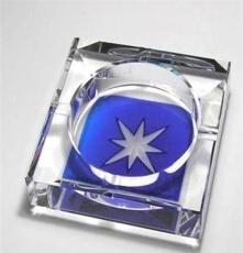 杰誠水晶 供應鳥巢水晶煙灰缸 禮品水晶煙灰缸 個性煙灰缸