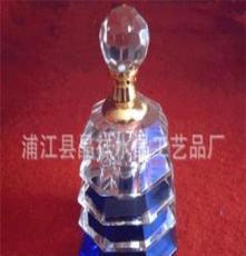 供應k9噴砂水晶香水瓶,可定制