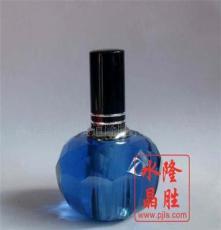 廠家直銷供應水晶香水瓶 車載汽車香水座水晶工藝品裝飾定制批發