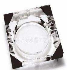 廠家直銷 家居精品水晶煙灰缸 現貨刻字定制 商務禮品 煙灰缸