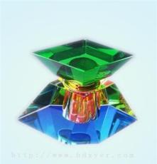 供應 精品麒麟水晶工藝品 水晶香水瓶