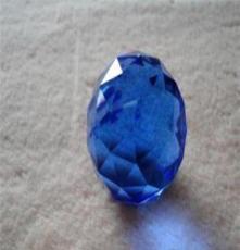 供應K5K9料壓型,美光精美,幾何水晶燈飾球,配件(白色)