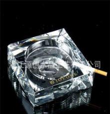 供應水晶煙灰缸 時尚創意大號煙灰缸 水冰凌歐式個性煙灰缸