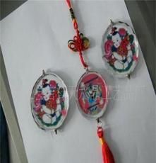 (高品質、做工精致)水晶中國結/水晶掛件/水晶小禮品,價格優惠
