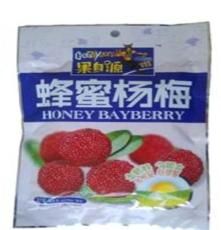 休閑食品 60g蜂蜜楊梅/袋裝八珍楊梅/果脯蜜餞 果自源食品