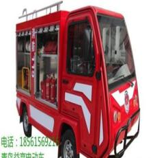 青島益高EG6010F電動消防車