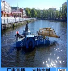 科大小型全自动割草船  小型割草打捞船厂家 割草船价格
