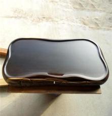 小額批發廠家直銷黑檀實木茶盤茶具套裝淺邊雕