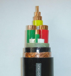 ZR-BPYJVTP2变频电缆3*16加1*10