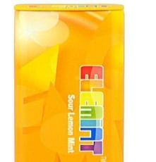 第一原素無糖薄荷糖酸味檸檬味25g*12盒/組*12組/箱