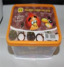 香港進口寶之果布丁山竹口味30g*14/盒*12盒/箱 進口食品批發