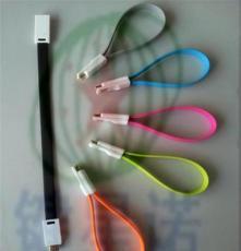 三星磁鐵數擾線,彩色面條線 iphone4/4s/iphone5/ipad適用