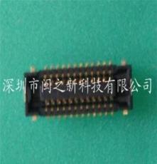 供應AXE734127原裝松下panasonic連接器保證質量母座34P