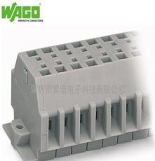萬可WAGO  262-110  2線接線端子排 帶有固定耳 特價供應
