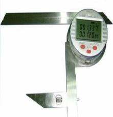 供应数显万向角度尺 0~360mm电子角度规 数字万能角度尺