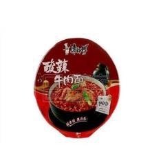 康师傅酸辣牛肉桶面120g*3 绝对便宜 欢迎订购 俊歌商城 俊歌网