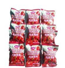 廠家批量出售散裝蜂蜜櫻桃 散裝果脯 品種齊全