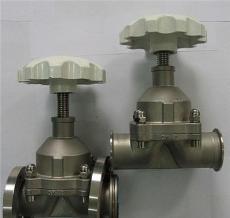 不锈钢真空隔膜阀CM-16(KF)
