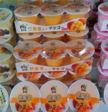 金茂昌果冻 3杯奶酪布丁 300g*24/箱 萱萱果冻同厂