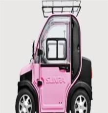 新日V米  電動汽車 四輪電動轎車  老年代步車 三輪車