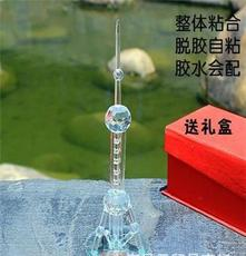 水晶東方明珠擺件 商務送禮 禮品 上海旅游紀念品 模型 工藝品