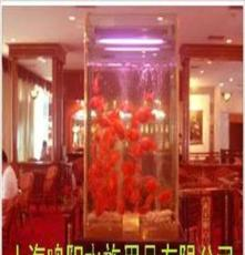 上海专业订制鱼缸、酒店鱼缸大型亚克力鱼缸海鲜池水族器材