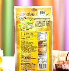 臺灣 蜜餞果脯果干批發 臺灣一番芒果干100G 整箱60包