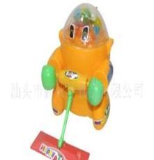 (工廠直銷)0279真伙伴盒裝太空吸塵器機器人新品玩具糖果