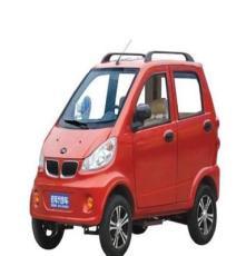 陜西珠峰四輪轎車 電動汽車  載貨四輪電動車 老年代步車