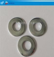 滾花墊圈  防松墊圈 NFE25-511 M10*22  環保藍白鋅