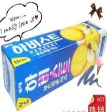 韓國進口餅干 韓國食品 樂天奶酪薄餅 支持混批 年貨必備 餅干