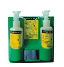 洗眼器 验厂洗眼器 简易式挂壁式洗眼器 便携式洗眼器 鹰兽牌6670