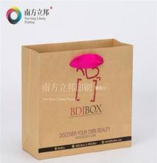 浙江 實力廠家新款定做 2015年 潮流BDJBOX手提袋 紙袋